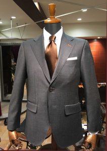 アマデウスアクションで作成したスーツ